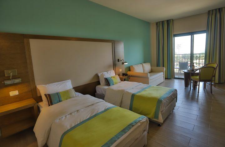 Standard rooms (Single, Double, Triple)