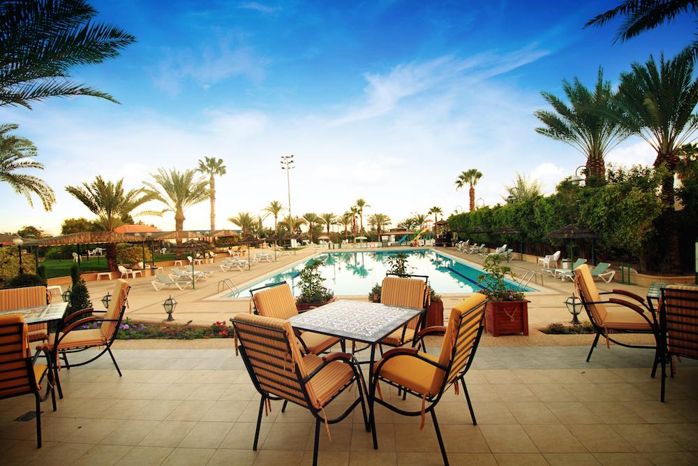 Jericho Resort Village JRV Pool summer outside daylight day exterior